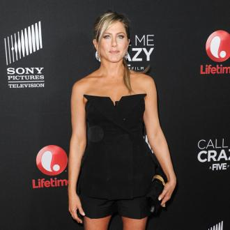 Jennifer Aniston 'Commends All Strippers'