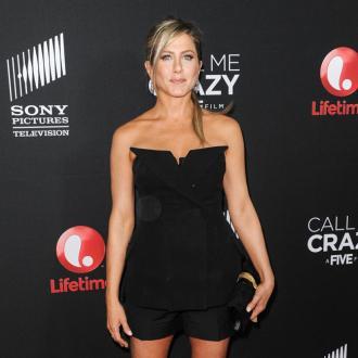 Jennifer Aniston's 60k Closet