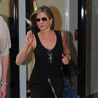 Jennifer Aniston Takes Time Off From Exercising