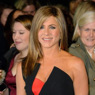 Jennifer Aniston Finds Life Post-40 More Fun