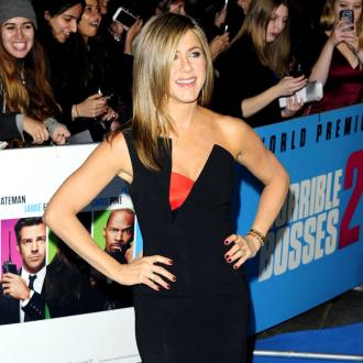 Jennifer Aniston Wouldn't Go Topless With A Woman