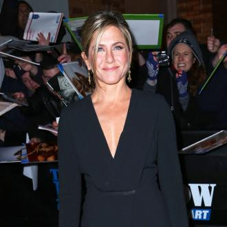 Jennifer Aniston: I Don't Have Much Ambition