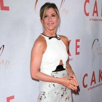 Jennifer Aniston's wedding fib