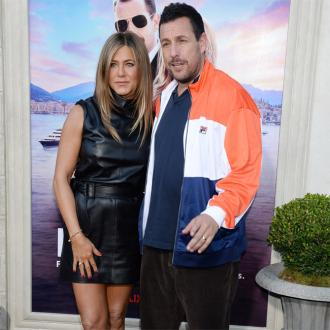 Adam Sandler thanks Jennifer Aniston for SAG Awards tribute