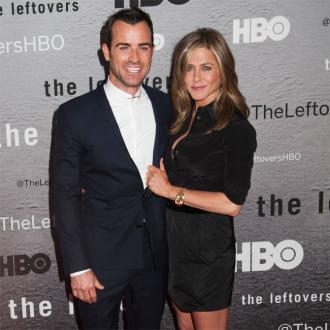 Jennifer Aniston And Justin Theroux Made Time For Romance