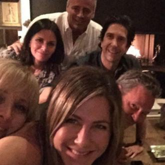 Jennifer Aniston joins Instagram