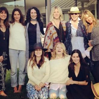 Jennifer Aniston's lowkey birthday bash