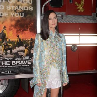 Jennifer Connelly says shooting Top Gun: Maverick has been 'so much fun'