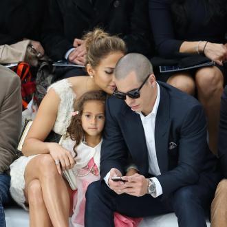 Jennifer Lopez Takes Emme To Chanel Show