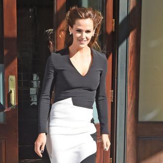 Jennifer Garner's 'amazing support system'