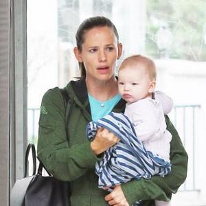 Jennifer Garner's Son Is A 'Mama's Boy'