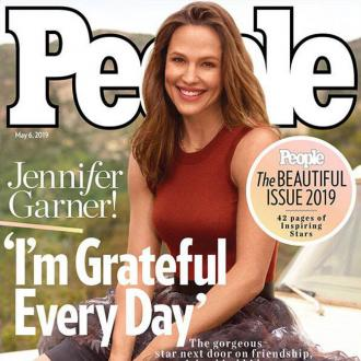 Jennifer Garner named PEOPLE's Most Beautiful Woman 2019