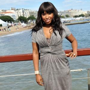 Jennifer Hudson Admires Collaborators