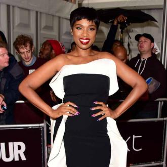 Jennifer Hudson needed cranes for Xmas lights