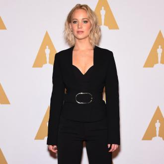 Jennifer Lawrence says Chris Pratt is the hardest-working person she's met