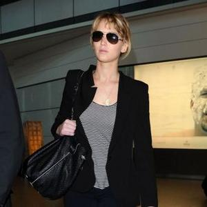 Jennifer Lawrence's Tom Boy Nature