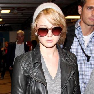 Jennifer Lawrence Eats 'Ungodly Amounts'