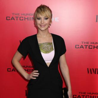 Jennifer Lawrence Pleased With 'Perfect' Pixie Crop