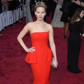 Jennifer Lawrence Brought Food To Oscars