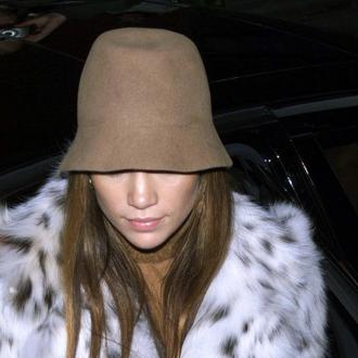 Jennifer Lopez Wore A White Fur Coat For Birth Of Twins