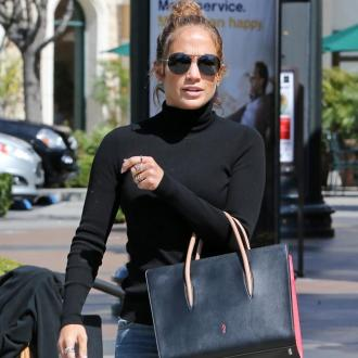 Jennifer Lopez's casual romance