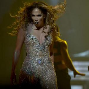 Jennifer Lopez Given Surprise Party