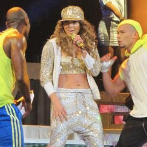 Jennifer Lopez Picks Eurovision Act As Support