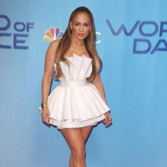 Jennifer Lopez was asked to take top off