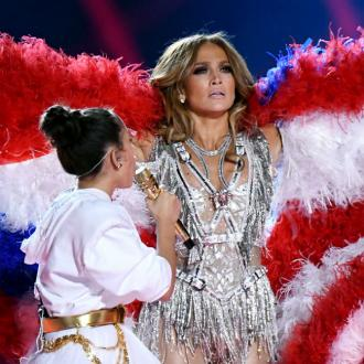 Jennifer Lopez says Super Bowl performance was 'emotional'