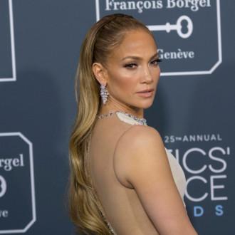 Jennifer Lopez unveils her JLo Beauty line