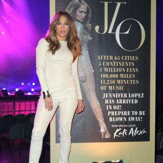 Jennifer Lopez 'Really Happy' For Ben Affleck