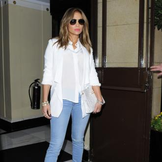Jennifer Lopez Meets Up With Ryan Seacrest