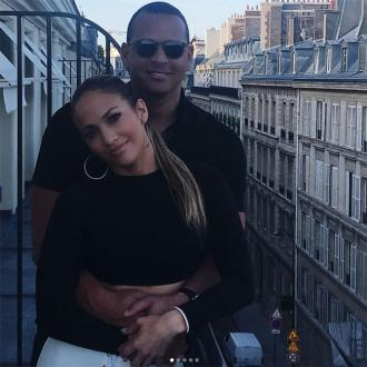 Jennifer Lopez and Alex Rodriguez loved up