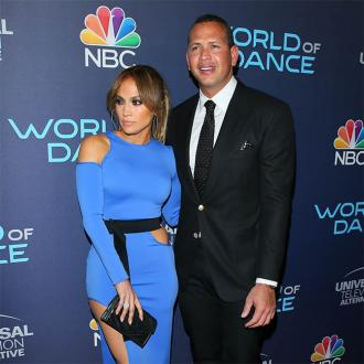 Alex Rodriguez knows he's a lucky guy to date J-Lo
