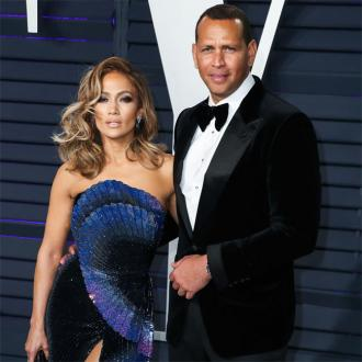 Alex Rodriguez praised Jennifer Lopez's 'relentless dedication'