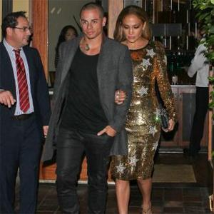 Jennifer Lopez's Boyfriend Gets Tattoo Tribute