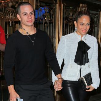Jennifer Lopez Enjoys Birthday Bbq