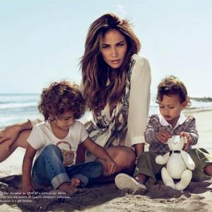 Jennifer Lopez Did Children Shoot For Charity