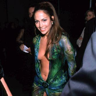 Jennifer Lopez's Versace gown is being recreated as sneakers