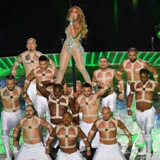 Jennifer Lopez's intense Superbowl show
