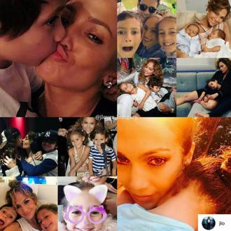 Jennifer Lopez's children make the world a 'more beautiful place'