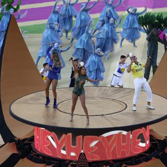 Jennifer Lopez Performs At World Cup Opening Ceremony