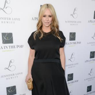 Jennifer Love Hewitt's Baby Weight Struggles