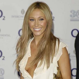 Jenny Frost doesn't speak to Atomic Kitten