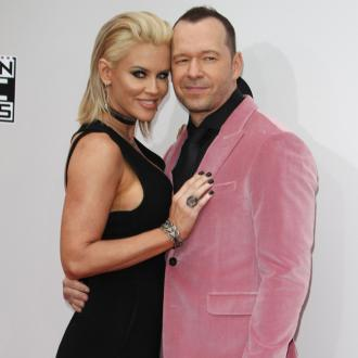 Donnie Wahlberg surprised Jenny McCarthy with virtual vow renewal