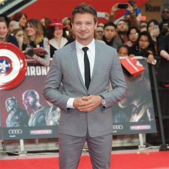 Jeremy Renner: Fatherhood has helped me focus