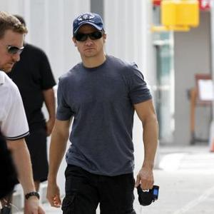 Jeremy Renner Happy Not To Work Out