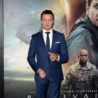Jeremy Renner cried watching Arrival