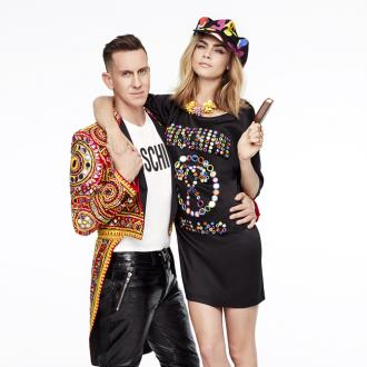 Jeremy Scott And Cara Delevingne Collaborate With Magnum