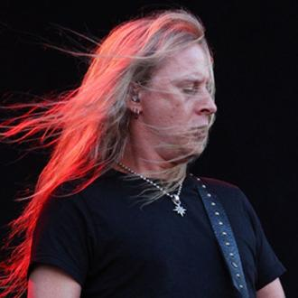 Alice In Chains' Jerry Cantrell says solo album is in the works